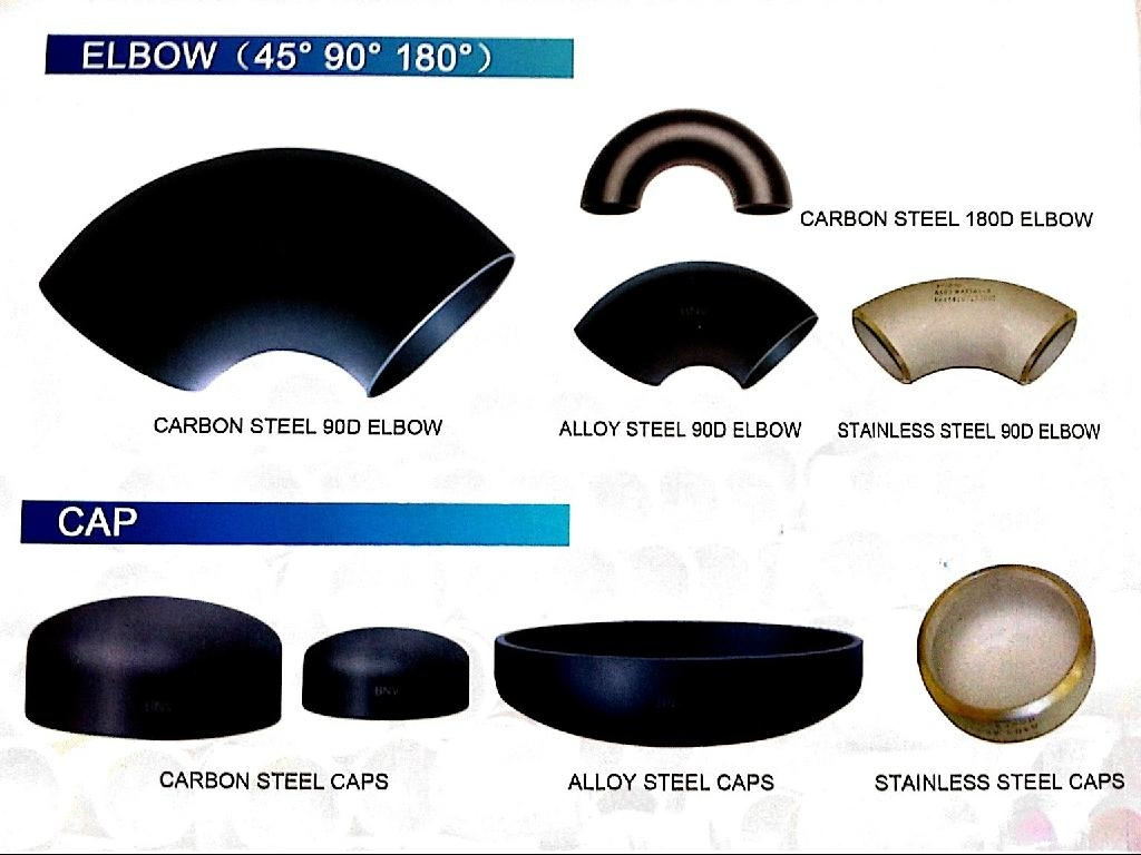 Carbon steel pipe fitting 3