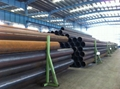 ERW steel pipe/ERW tubos de acero/ERW