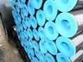 Seamless steel pipe/Tubería de acero sin