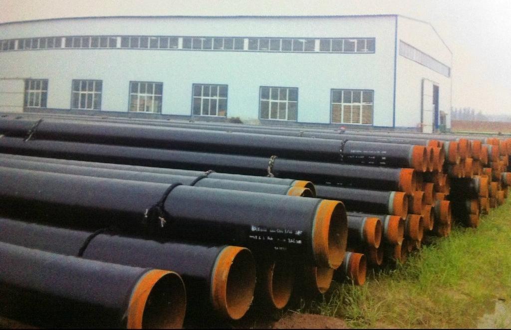FBE 2LPE 2LPP 3LPE 3LPP coating pipe/ revestimiento de la tubería