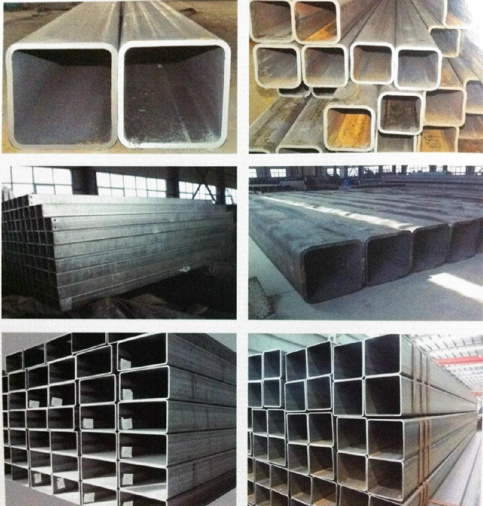 ERW round and square tube/tubo redondo y cuadrado/tubo redondo e quadrado 4