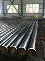 ERW steel tube API 5L GrB/Tubo de acero