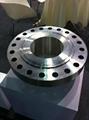 Stainless steel flange / Brida de acero