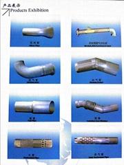 Auto parts tubing