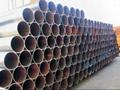 ERW steel tube API 5L GrB/Tubo de acero ERW/Tubo de aço ERW