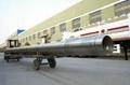 High pressure cylinders seamless pipe/ Tubería cilindros de alta presión