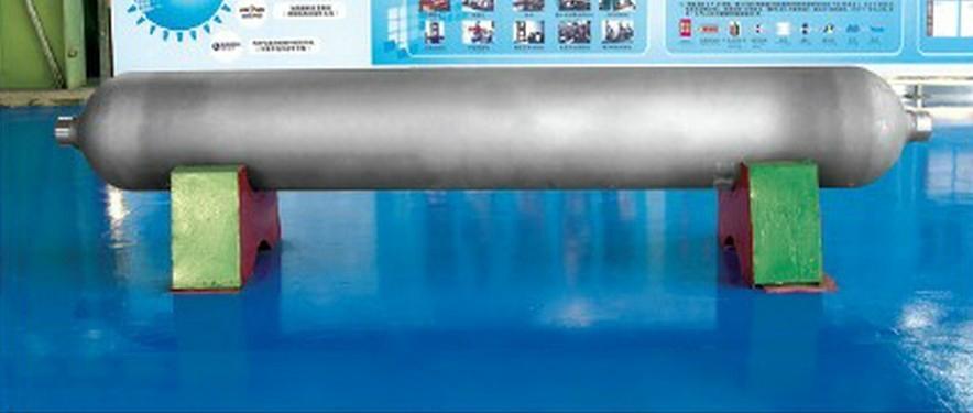 High pressure cylinders seamless pipe/ Tubería cilindros de alta presión 3