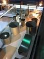 Stainless welded steel pipe/ Tubos soldados de acero inoxidable