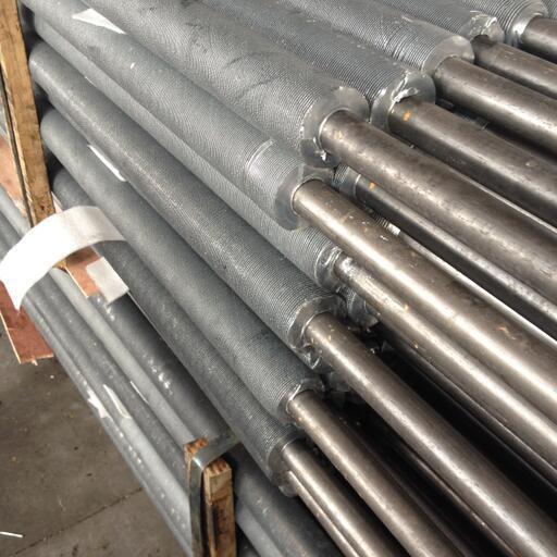 L型铝翅片管 2