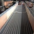 finned tube for heat exchange