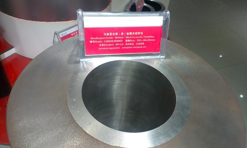 Nickel alloy steel pipe 825 5