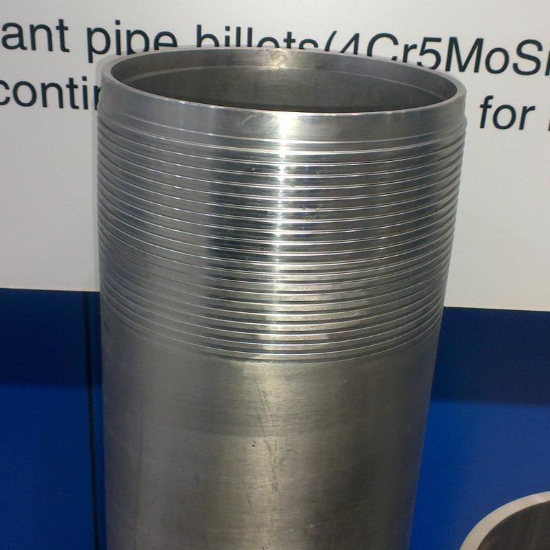 Nickel alloy steel pipe 825 6