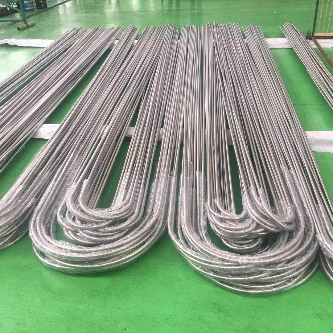 Nickel alloy steel pipe 825 7