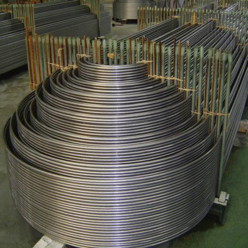 Nickel alloy steel pipe 825 8