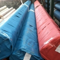Steel pipe welded pipe