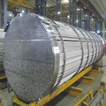 Stainless steel tube for heat exchange