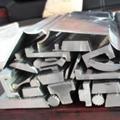 Stainless steel irregular bar
