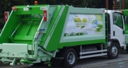Garbage compactor 2