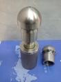 不锈钢旋转清洗喷头,管道疏通旋转,水雷、穿刺、帝王、推土机喷头 1
