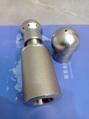不锈钢旋转清洗喷头,管道疏通旋转,水雷、穿刺、帝王、推土机喷头 3