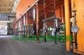护栏、货架喷漆(粉)烘干线xytz-018 4