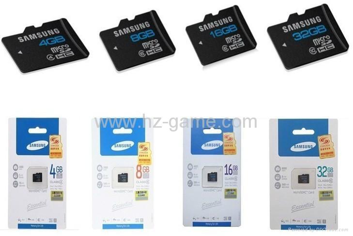 Kingston Micro SD TF memory Card 1GB 2GB 4GB 8GB 16GB 32GB 64gb 128gb 256gb 2