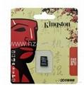 Kingston Micro SD TF memory Card 1GB 2GB 4GB 8GB 16GB 32GB 64gb 128gb 256gb 6