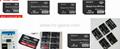 PSP记忆棒高速2GB/4GB,HX潮棒,MARK2,M2内存卡 6