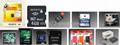 PSP记忆棒高速2GB/4GB,HX潮棒,MARK2,M2内存卡 5