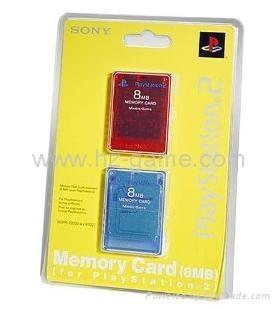 ps2双色记忆卡/xbox360/wii /NGC游戏内存卡 储存卡 C10高速  手机TF卡批发 1