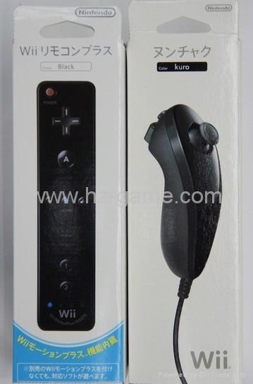 WiiU / Wii手柄 wii左右手柄 wii右手柄内置加速器 2合1左右手柄 10