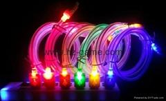 new SAMSUNG galaxy S4 V8 LED LIGHTING USB CABLE, Universal MICRO USB DATA CABLE