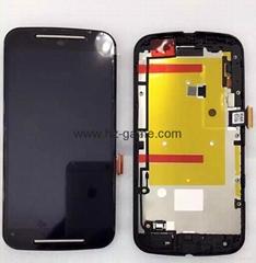 摩托罗拉XT1032/MOTO G MOTO G2G3液晶显示屏 触摸屏 手机 批发