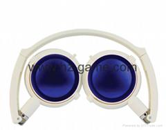 Fashion folding headphones headset shell OEM ODM wholesale fashion gift