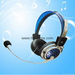Hot explosion models cafes headphone headset headset computer headset headset