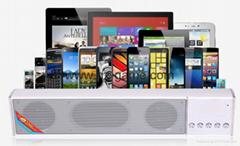 bluetooth speaker wireless speakers passive mini portable audio player