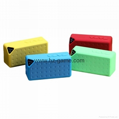 Mini X3 Bluetooth Speaker Portable Wireless Handsfree TF FM Radio