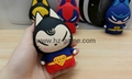 pull cat Cartoon External Mobile Phone Battery Pack Charger Universal Power Bank 2