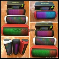 Bluetooth Speaker X2 Mini Pulse LED Light Loud Subwoofer Speakers
