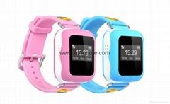 newest Colorful Waterproof GPS Smart Watch DDX01 for Children Tracker