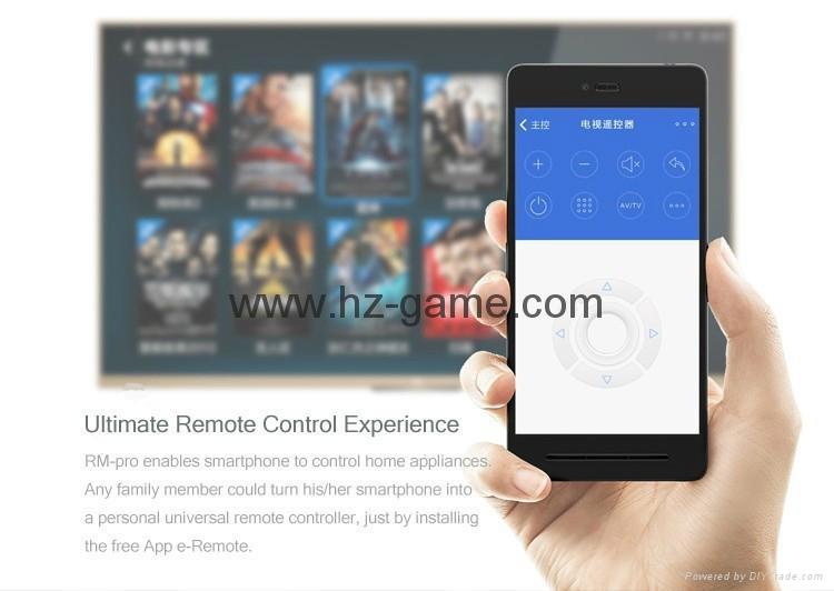 博联RM2/PRO Home wifi万能遥控器定时开关机空调电视 手机控制 12