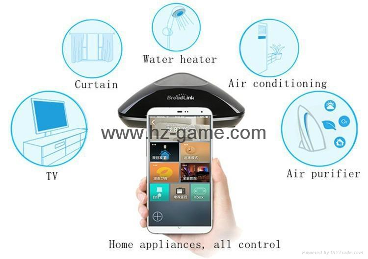 博联RM2/PRO Home wifi万能遥控器定时开关机空调电视 手机控制 10