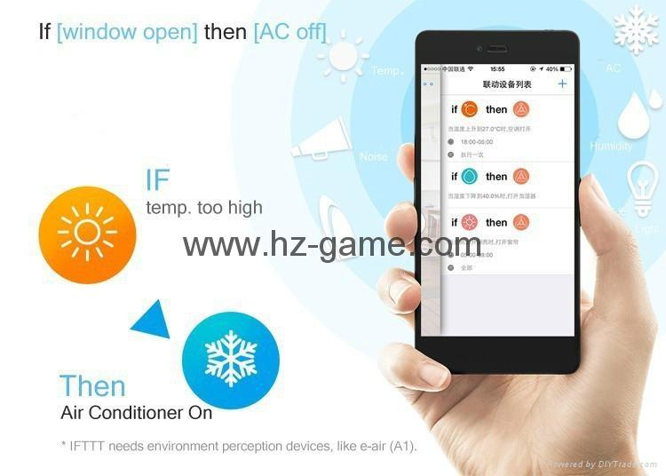 博联RM2/PRO Home wifi万能遥控器定时开关机空调电视 手机控制 3
