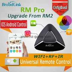 RM2 RM Pro,Smart home Automation,Intelligent remote controller,WIFI+IR+RF switch