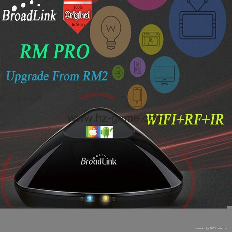 博联RM2/PRO Home wifi万能遥控器定时开关机空调电视 手机控制 19