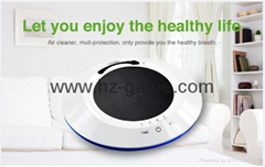NEW Air Purifier,Car Air Purifier Aromatherapy Machine, Solar Anion Humidifier