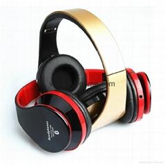 EB203 頭戴藍牙耳機 廠家直銷 現貨供應 插卡收音藍牙 英文版
