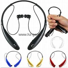 LG HBS-800/900/1100藍牙耳機立體聲帶振動語音V3.0一拖一中性hbs800