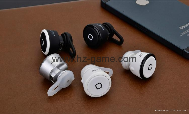 New sports Bluetooth headset hanging ear type wireless 4.1stereo dual earphone 7