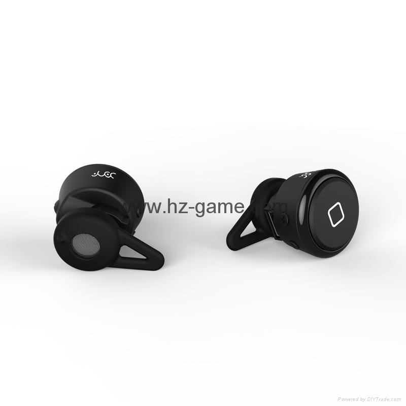 New sports Bluetooth headset hanging ear type wireless 4.1stereo dual earphone 11